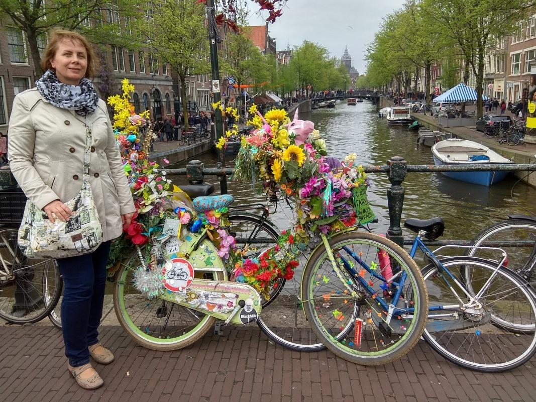 TheFairyBikes na Red Light District