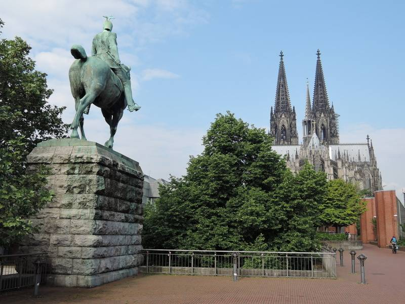Most Hohenzollern